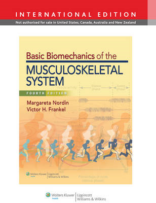 Basic Biomechanics of the Musculoskeletal System (BOK)