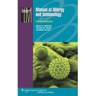 Manual of Allergy and Immunology (BOK)