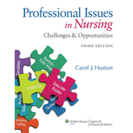Professional Issues in Nursing: Challenges and Opportunities (BOK)