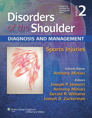 Disorders of the Shoulder: Sports Injuries (BOK)