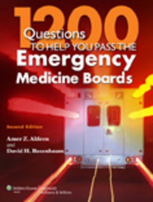 1200 Questions to Help You Pass the Emergency Medicine Board (BOK)