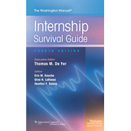 The Washington Manual Internship Survival Guide (BOK)