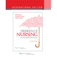 Fundamentals of Nursing: Human Health and Function (BOK)