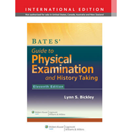 Bates Guide to Physical Examination and History-Taking (BOK)