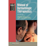 Manual of Dermatologic Therapeutics (BOK)