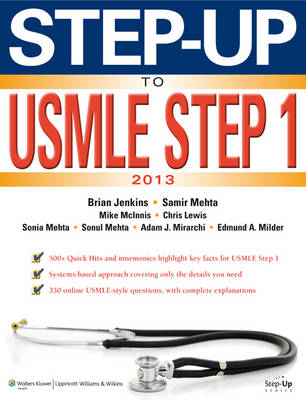 Step-up to USMLE Step 1: 2013 (BOK)