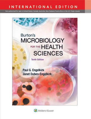 Burton's Microbiology for the Health Sciences (BOK)