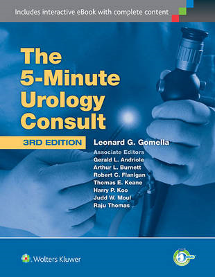 5 Minute Urology Consult (BOK)