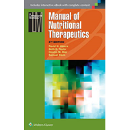 Manual of Nutritional Therapeutics (BOK)