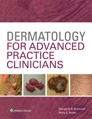 Dermatology for Advanced Practice Clinicians (BOK)