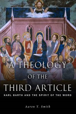 Theology of the Third Article (BOK)