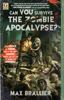 Can You Survive the Zombie Apocalypse? (BOK)