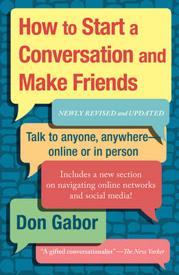 How To Start A Conversation And Make Friends (BOK)