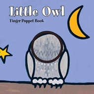 Little Owl Finger Puppet Book (BOK)