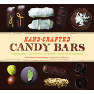 Hand-Crafted Candy Bars: From-Scratch, All-Natural, Gloriously Grown-Up Confections (BOK)