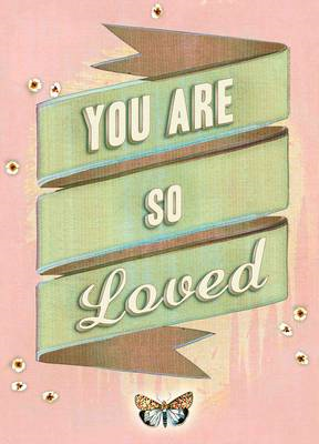You are So Loved (BOK)