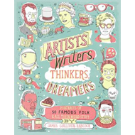 Artists, Writers, Thinkers, Dreamers (BOK)