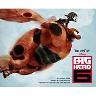 Art of Big Hero 6 (BOK)