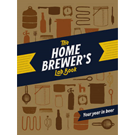 The Home Brewer's Lab Book: My Life in Beer (BOK)