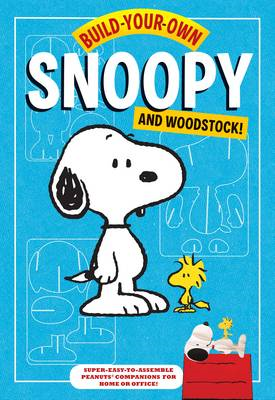 Build-your-own Snoopy and Woodstock! (BOK)