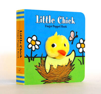 Little Chick: Finger Puppet Book (BOK)