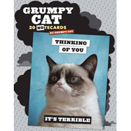 Grumpy Cat Notecards (BOK)