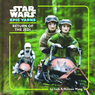 Star Wars Epic Yarns: Return of the Jedi (BOK)