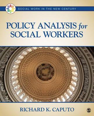 Policy Analysis for Social Workers (BOK)