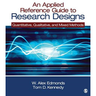 Applied Reference Guide to Research Designs (BOK)