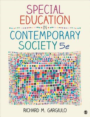 Special Education in Contemporary Society (BOK)