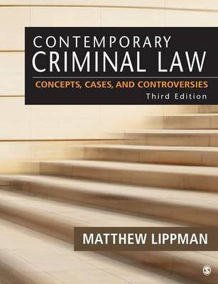 Contemporary Criminal Law: Concepts, Cases, and Controversies (BOK)