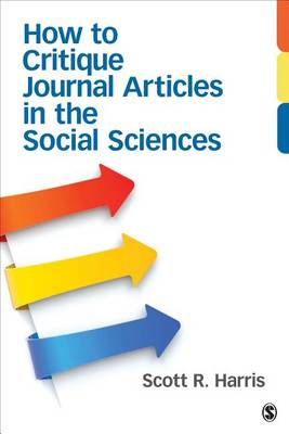 How to Critique Journal Articles in the Social Sciences (BOK)