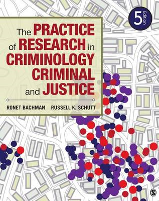 Practice of Research in Criminology and Criminal Justice (BOK)