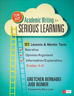 Fun-Size Academic Writing for Serious Learning (BOK)