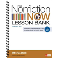 Nonfiction Now Lesson Bank, Grades 4-8 (BOK)