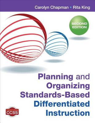 Planning and Organizing Standards-Based Differentiated Instruction (BOK)