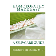 Homoeopathy Made Easy: A Self-Care Guide (BOK)