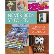 Never been stitched: 45 No-sew & low-sew projects (BOK)