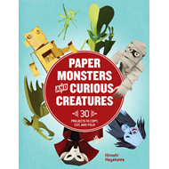 Paper Monsters and Curious Creatures (BOK)