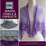 One + One: Wraps, Cowls & Capelets (BOK)