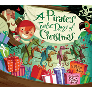 A Pirate's Twelve Days of Christmas (BOK)