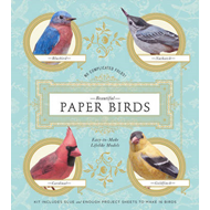 Beautiful paper birds (BOK)