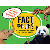 Fact or Fib?: A Challenging Game of True or False (BOK)