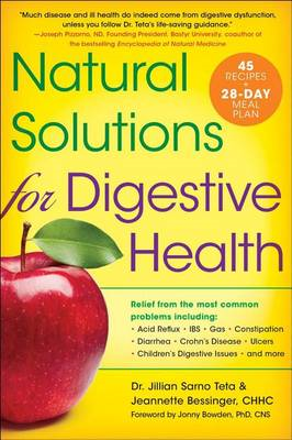Natural Solutions for Digestive Health (BOK)