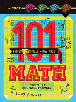 101 Things You Should Know About Math (BOK)
