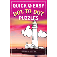 Quick & Easy Dot-to-Dot Puzzles (BOK)