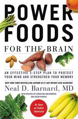 Power Foods for the Brain (BOK)