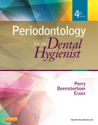 Periodontology for the Dental Hygienist (BOK)