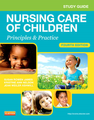 Study Guide for Nursing Care of Children (BOK)
