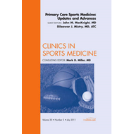 Primary Care Sports Medicine: Updates and Advances, An Issue (BOK)